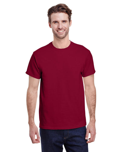 g500-adult-heavy-cotton-5-3oz-t-shirt-large-Large-CARDINAL RED-Oasispromos