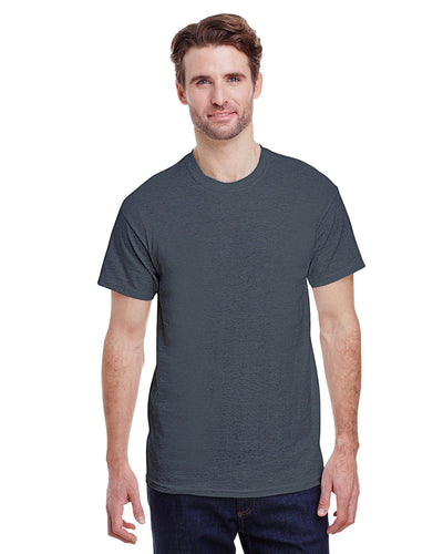 g500-adult-heavy-cotton-5-3oz-t-shirt-large-Large-DARK HEATHER-Oasispromos