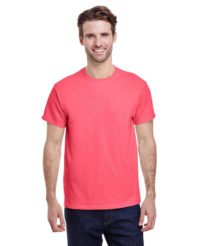 g500-adult-heavy-cotton-5-3oz-t-shirt-large-Large-CORAL SILK-Oasispromos