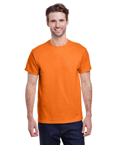 g500-adult-heavy-cotton-5-3oz-t-shirt-2xl-2XL-S ORANGE-Oasispromos
