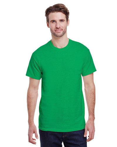 g500-adult-heavy-cotton-5-3oz-t-shirt-2xl-2XL-ANTIQ IRISH GRN-Oasispromos