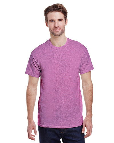 g500-adult-heavy-cotton-5-3oz-t-shirt-large-Large-HTHR RDNT ORCHID-Oasispromos