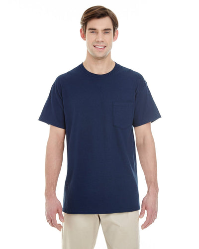 g530-adult-heavy-cotton-5-3oz-pocket-t-shirt-Small-CHARCOAL-Oasispromos