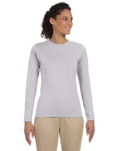 g644l-ladies-softstyle-4-5-oz-long-sleeve-t-shirt-Small-BLACK-Oasispromos