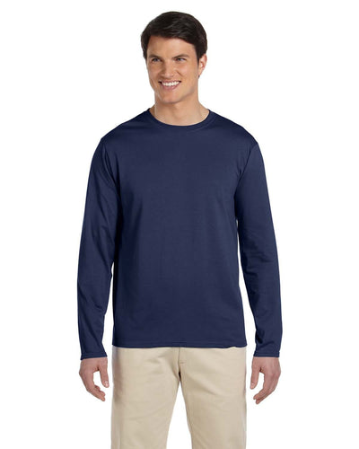 g644-adult-softstyle-4-5-oz-long-sleeve-t-shirt-3XL-BLACK-Oasispromos