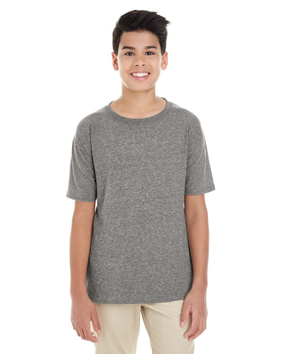 g645b-youth-softstyle-4-5-oz-t-shirt-xl-XL-GRAPHITE HEATHER-Oasispromos