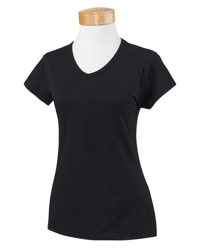 g64vl-ladies-softstyle-4-5-oz-fitted-v-neck-t-shirt-Large-AZALEA-Oasispromos