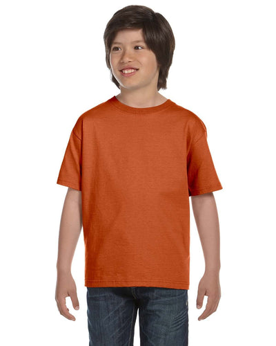 g800b-youth-5-5-oz-50-50-t-shirt-xsmall-XSmall-T ORANGE-Oasispromos