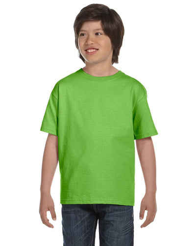 g800b-youth-5-5-oz-50-50-t-shirt-xsmall-XSmall-LIME-Oasispromos