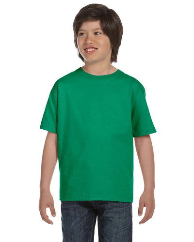 g800b-youth-5-5-oz-50-50-t-shirt-xsmall-XSmall-KELLY GREEN-Oasispromos