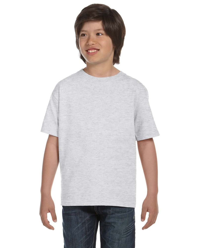 g800b-youth-5-5-oz-50-50-t-shirt-small-medium-Small-ASH GREY-Oasispromos