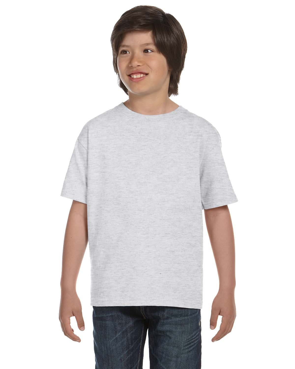 g800b-youth-5-5-oz-50-50-t-shirt-large-xl-Large-ASH GREY-Oasispromos