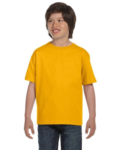 g800b-youth-5-5-oz-50-50-t-shirt-xsmall-XSmall-GOLD-Oasispromos