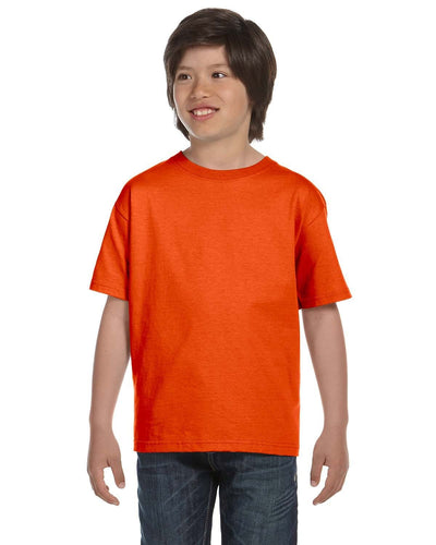 g800b-youth-5-5-oz-50-50-t-shirt-xsmall-XSmall-ORANGE-Oasispromos