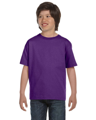 g800b-youth-5-5-oz-50-50-t-shirt-xsmall-XSmall-PURPLE-Oasispromos