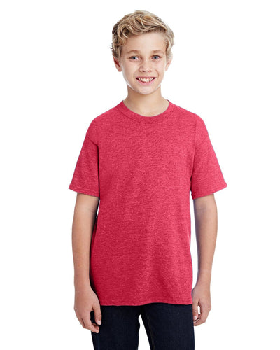 g800b-youth-5-5-oz-50-50-t-shirt-large-xl-Large-HTH SPT SCRLT RD-Oasispromos
