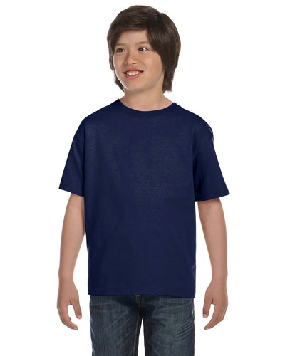 g800b-youth-5-5-oz-50-50-t-shirt-xsmall-XSmall-SPORT DARK NAVY-Oasispromos
