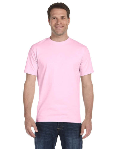 g800-adult-5-5-oz-50-50-t-shirt-small-medium-Small-LIGHT PINK-Oasispromos