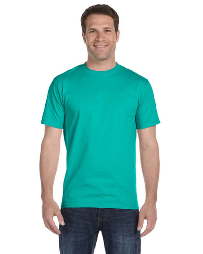 g800-adult-5-5-oz-50-50-t-shirt-large-xl-Large-JADE DOME-Oasispromos