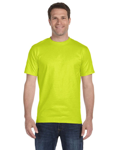 g800-adult-5-5-oz-50-50-t-shirt-large-xl-Large-SAFETY GREEN-Oasispromos