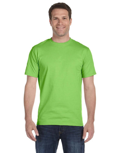g800-adult-5-5-oz-50-50-t-shirt-small-medium-Small-LIME-Oasispromos