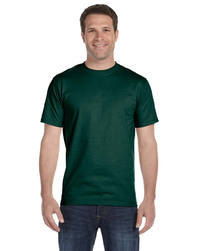 g800-adult-5-5-oz-50-50-t-shirt-large-xl-Large-FOREST GREEN-Oasispromos
