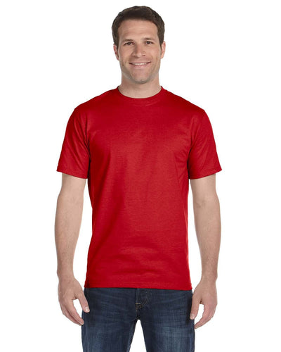 g800-adult-5-5-oz-50-50-t-shirt-large-xl-Large-RED-Oasispromos