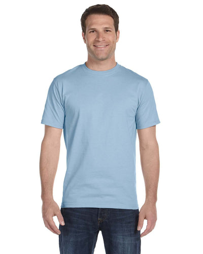 g800-adult-5-5-oz-50-50-t-shirt-large-xl-Large-LIGHT BLUE-Oasispromos
