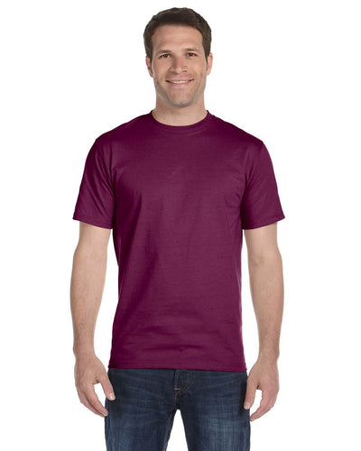 g800-adult-5-5-oz-50-50-t-shirt-small-medium-Small-MAROON-Oasispromos