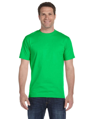 g800-adult-5-5-oz-50-50-t-shirt-small-medium-Small-FOREST GREEN-Oasispromos