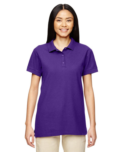 g828l-ladies-premium-cotton-ladies-6-6oz-double-piqu-polo-2XL-CARDINAL RED-Oasispromos