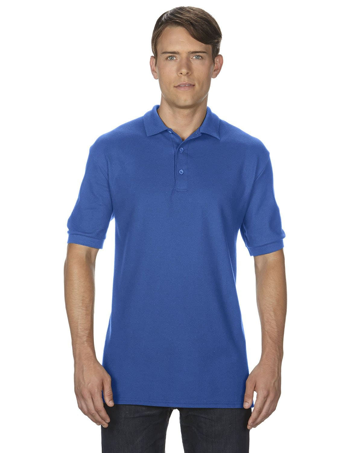 g828-adult-premium-cotton-adult-6-6oz-double-piqu-polo-2xl-5xl-5XL-BLACK-Oasispromos