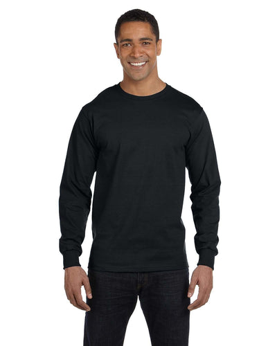 g840-adult-5-5-oz-50-50-long-sleeve-t-shirt-XL-ASH GREY-Oasispromos