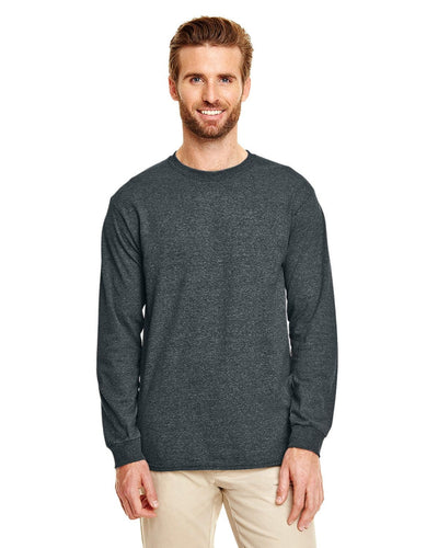 g840-adult-5-5-oz-50-50-long-sleeve-t-shirt-3XL-ASH GREY-Oasispromos