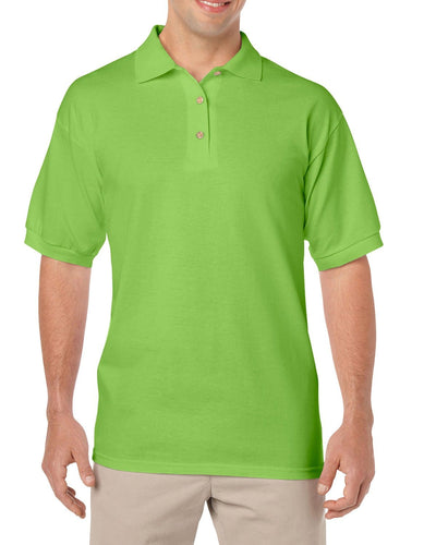 g880-adult-6-oz-50-50-jersey-polo-small-medium-Small-LIME-Oasispromos