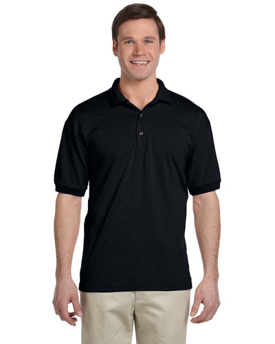g880-adult-6-oz-50-50-jersey-polo-small-medium-Small-DARK HEATHER-Oasispromos