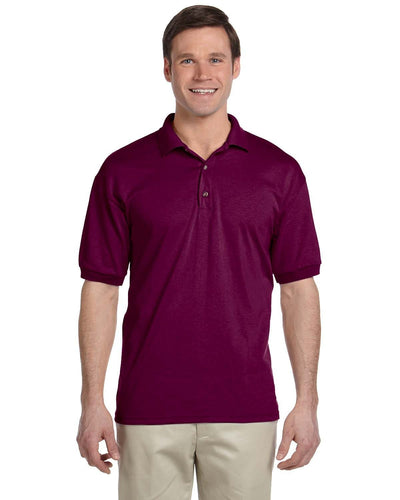 g880-adult-6-oz-50-50-jersey-polo-small-medium-Small-MAROON-Oasispromos