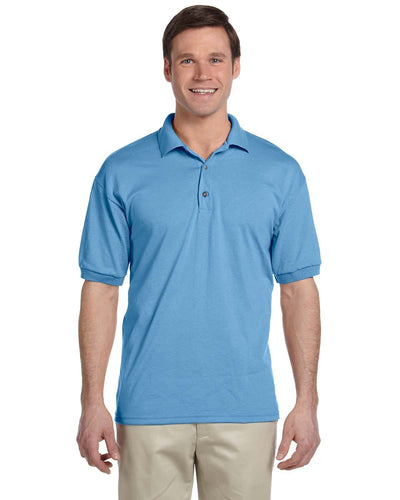 g880-adult-6-oz-50-50-jersey-polo-4xl-5xl-5XL-FOREST GREEN-Oasispromos