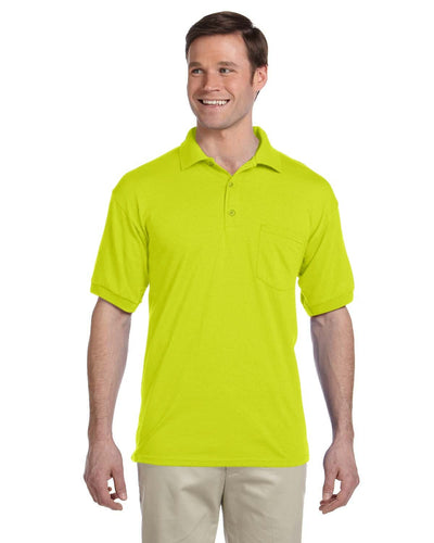 g890-adult-6-oz-50-50-jersey-polo-with-pocket-Small-BLACK-Oasispromos