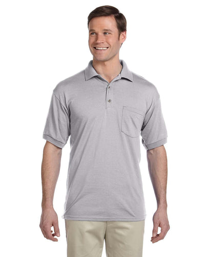 g890-adult-6-oz-50-50-jersey-polo-with-pocket-5XL-GRAPHITE HEATHER-Oasispromos