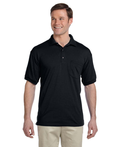 g890-adult-6-oz-50-50-jersey-polo-with-pocket-Medium-BLACK-Oasispromos