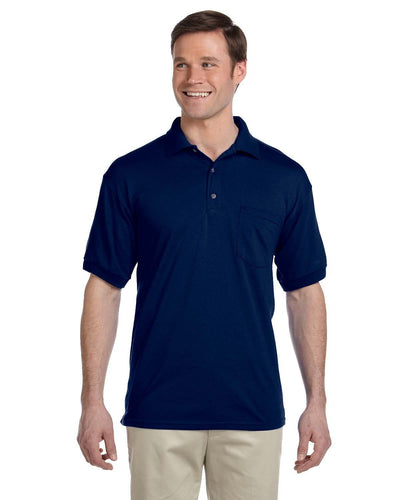 g890-adult-6-oz-50-50-jersey-polo-with-pocket-XL-BLACK-Oasispromos