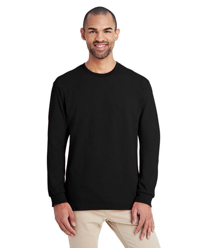h400-hammer-adult-6-oz-long-sleeve-t-shirt-Medium-BLACK-Oasispromos
