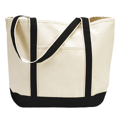 TF1500 - Hyp Beach Tote - Classic Boat Bag in a Variety of Styles and Colors