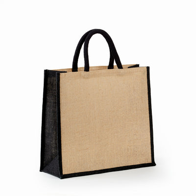 jb-913-all-natural-jute-grocery-tote-with-rope-handles-Natural / Green-Oasispromos