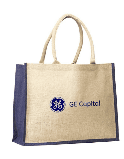 JC0017- Jute Shopping Tote - Oasis Promos