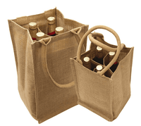 JC0200- 4 Bottle Wine Bag - Oasis Promos