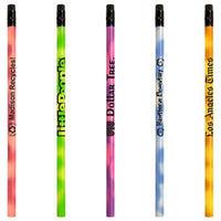 Jo-Bee Mood Pencil w/Black Eraser - Oasis Promos