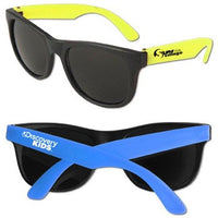 Junior Neon Sunglasses - Oasis Promos