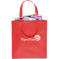 Non-Woven Value Tote - Red:9684.preview.png